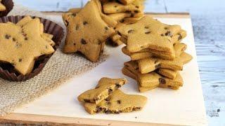 GINGERBREAD CHOCOLATE CUT OUT COOKIES, HANIELAS