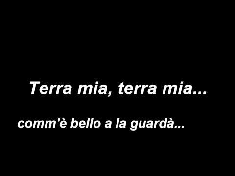 Pino Daniele - Terra Mia [TESTO]