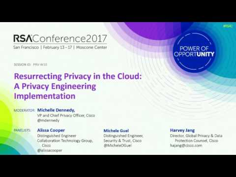 Resurrecting Privacy in the Cloud: A Privacy Engineering Implementation