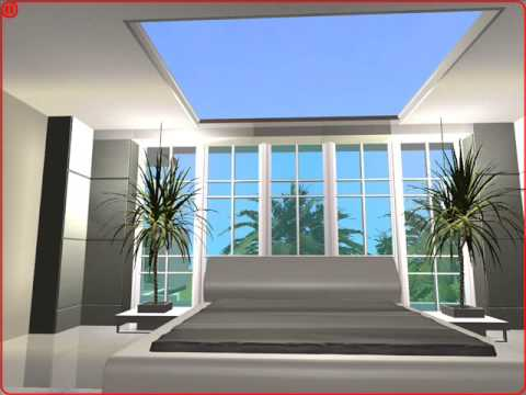 modern house design the sims 2 youtube