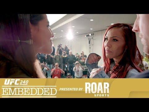 UFC 240 Embedded: Vlog Series - Episode 5