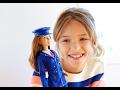 Barbie Carrières Pilote Poupée