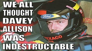 In 1992 We Thought Davey Allison was Indestructible