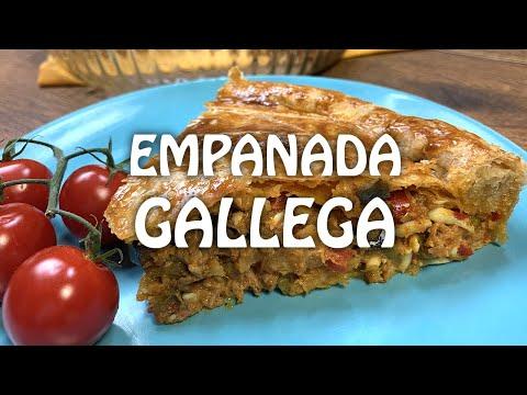empanada-gallega---فطيرة-التونة-والخضروات