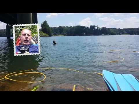 Under water treasure hunting seneca sc