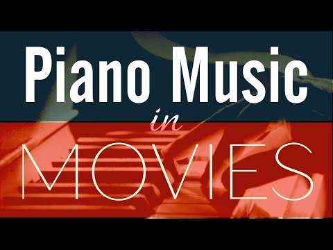 Best Relaxing Piano Music in Movies - Playlist [High Quality Audio]