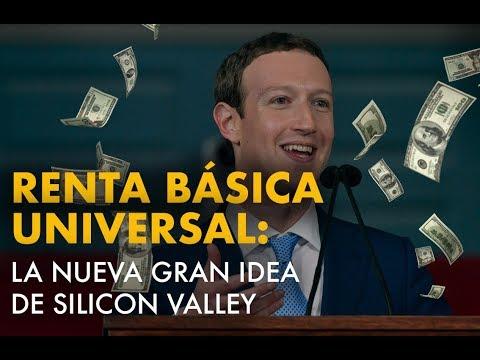 Renta básica universal: La nueva gran idea de Silicon Valley.