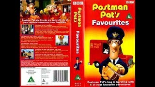 Download Video Postman Pat's Favourites (UK VHS, 2000) MP3 3GP MP4