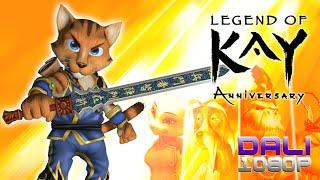 Legend of Kay Anniversary PC Gameplay 60fps 1080p