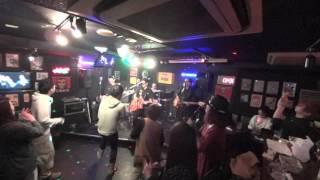 18-Feb.-2017 すすきの・リッチーにて ジョニー&ザ・ロケッツ+1-2 ...