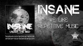 Insane - We Like Repetitive Music [ANTISTAR012]