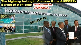 Mexicans and Chinese own Jamaica it's official