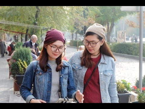 VLOG 1: ARMENIA TRIP Never before scenes | Republic Square