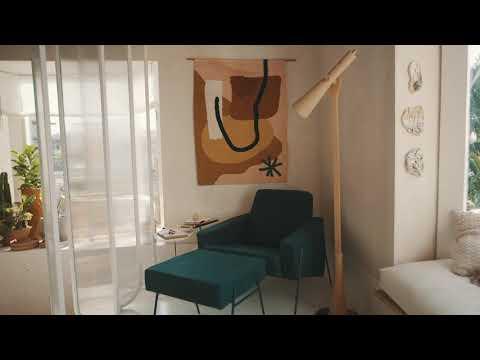 #consultoriodepsicanalise casa cor rio 2018 . filme de Marcos Salamonde
