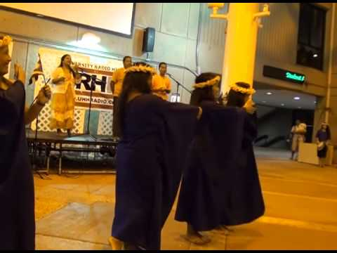 URH Multicultural Night 2014