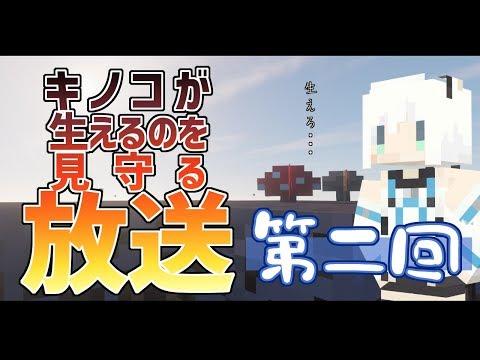 【Minecraft】スカイブロック番外編:第二回きのこを見守る【Skyblock3】