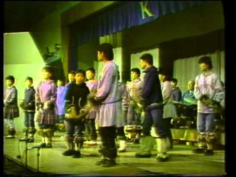 89 06 TAMAPTA Kotzebue Dancers / Alaska Muskox Harvest