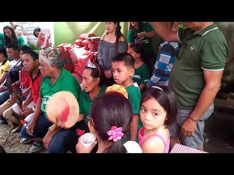 Putong in Marinduque (Mayores Clan Reunion 2018)