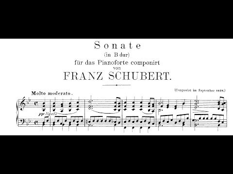 Schubert: Piano Sonata in B-flat Major, D.960 (Kovacevich)