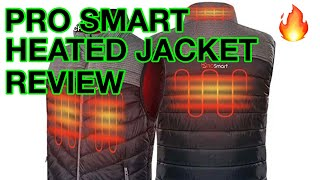 PRO SMART HEATED JACKET REVIEW