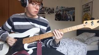 Bass Cover: Parquet Courts - Before The Water Gets Too High