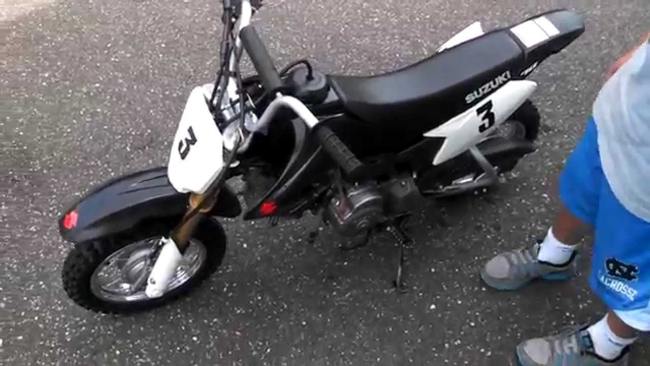 2008 Suzuki Drz 70 Youtube