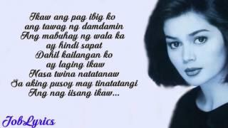 Nag-iisang Ikaw(Lyrics)By:Donna Cruz