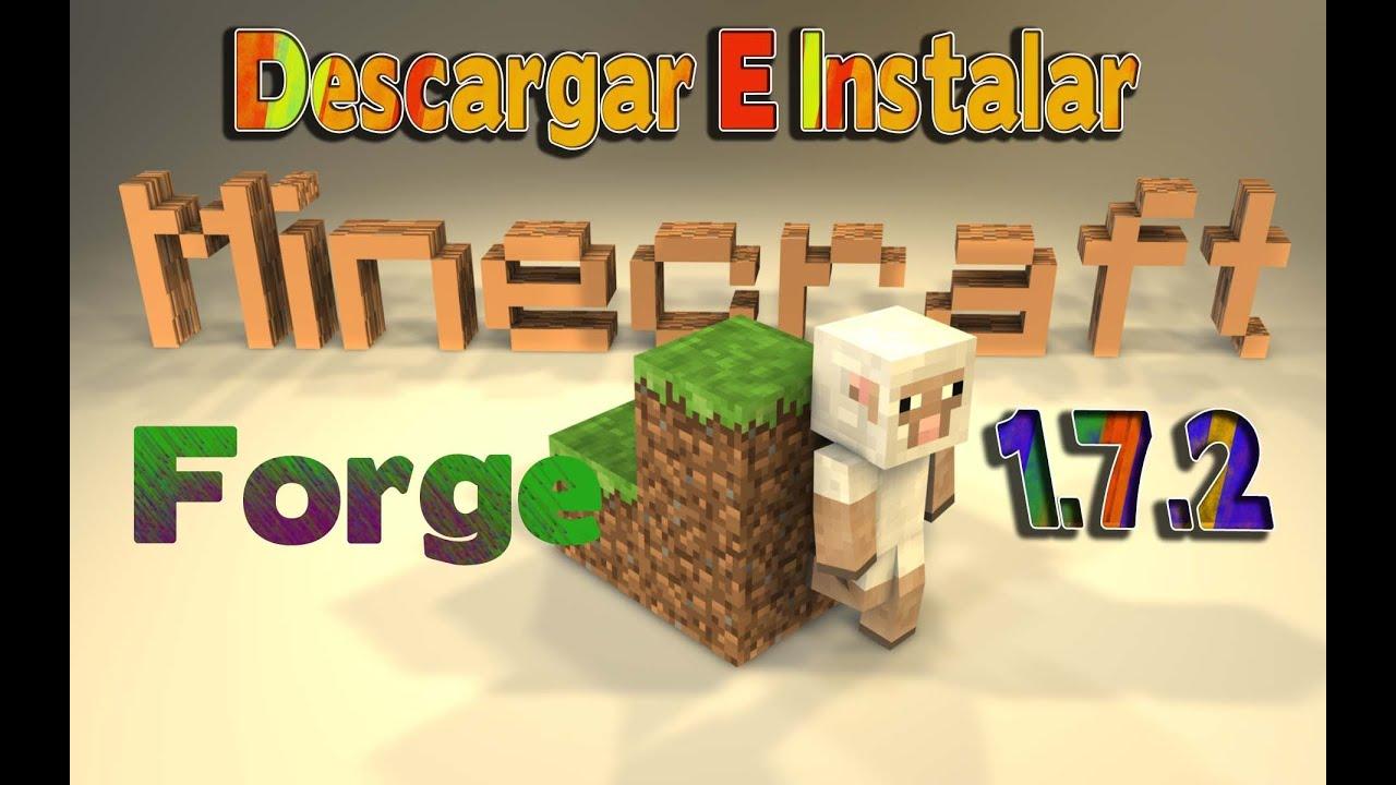 descargar minecraft 1.7.2 yofenix con forge minecraft