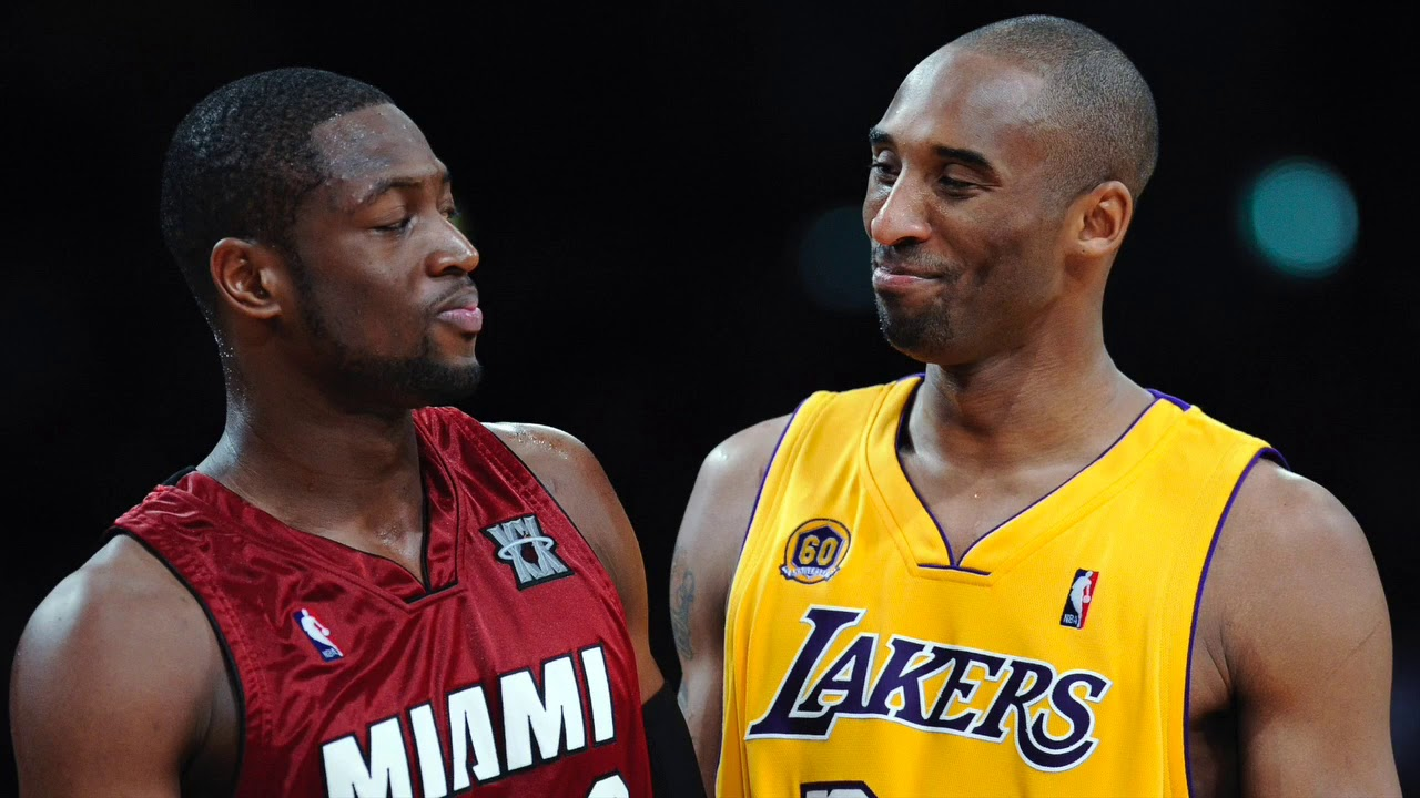 the latest 04a3c 7857d Kobe Chronicles: Dwyane Wade and Bryant built mutual respect ...