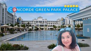 CONCORDE GREEN PARK PALACE 5 Тунис Виртуальный тур по отелю