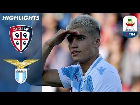 Cagliari 1-2 Lazio