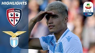 Cagliari 1-2 Lazio | Lazio Survive Late Cagliari Comeback! | Serie A