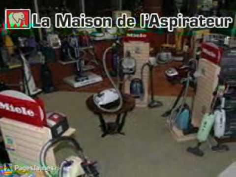 Maison de l 39 aspirateur la montreal youtube - La maison de l aspirateur ...