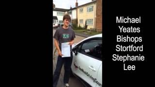 Intensive Driving Courses Bishops Stortford | Driving Lessons Bishops Stortford Michael Yeates