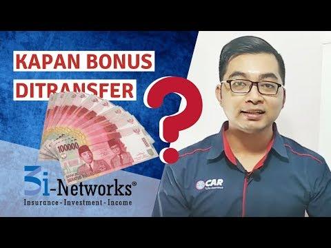 Kapan Bonus Ditransfer? | Tips 3i-Networks