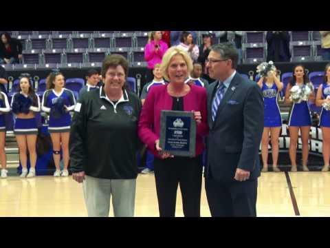 Women's Basketball: Sam Houston State Recap, Feb. 15