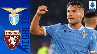 Lazio 4-0 Torino | Immobile Bags a Brace as Lazio Smash Torino | Serie A