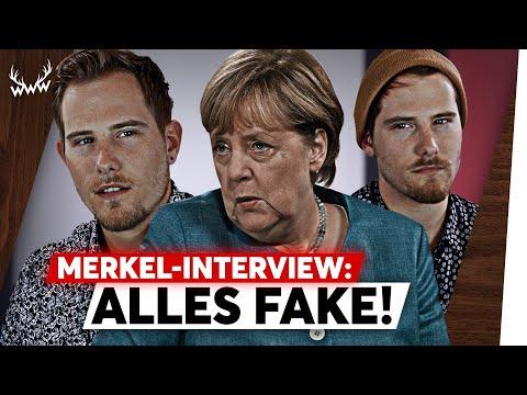 Das GEFÄLSCHTE Merkel-Interview! • Julien Bam KOPIERT Videos?! | #WWW