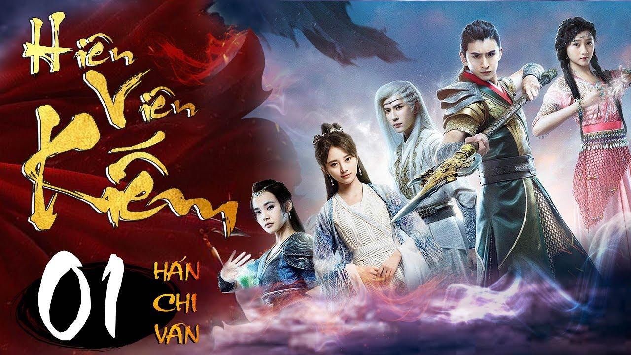 Phim Hay | Hiên Viên Kiếm Hán Chi Vân - Tập 01 | Full HD | PhimTV