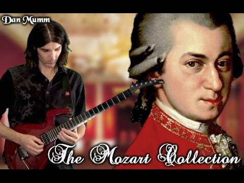 Dan Mumm - The Mozart Collection