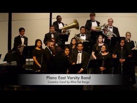 Plano East Senior High 2016 Winter Band Concert