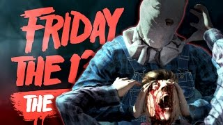Friday the 13th - HUNTING DOWN PEWDIEPIE - Friday the 13th Multiplayer Gameplay ft Pewds & Friends