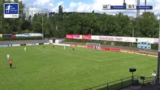 A-Junioren - 0:2 - Marvin Pieringer 1.CfR Pforzheim vs SSV Reutlingen 1905 Fußball