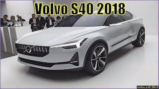 New Volvo S40 2018 USA Concept - For Volvo S40 2019