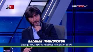 % 100 Futbol Trabzonspor - Galatasaray 29 Ekim 2017