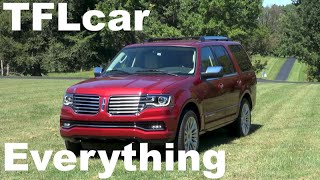 2015 Lincoln Navigator: Almost Everything You Ever Wanted to Know in TFL4K