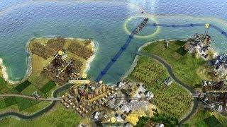 Civilization V: Brave New World - Trade Routes