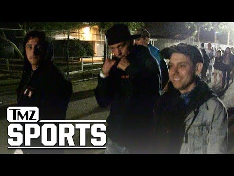Nate Diaz Says Conor McGregor Is 'Scared for His Life' | TMZ Sports