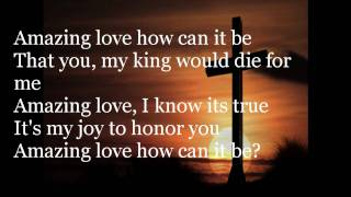 Watch Chris Tomlin You Are My King video