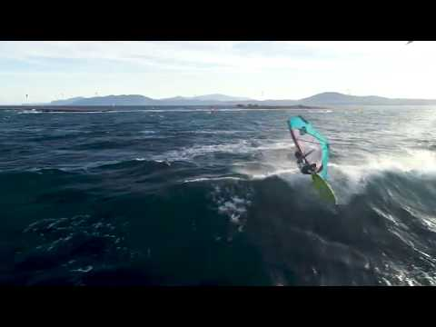 """Anemos"" : An Aerial Windsurfing Project in Greece"